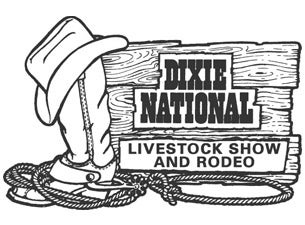 Dixie National Rodeo featuring John Anderson