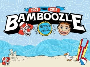 The Bamboozle Festival Tickets