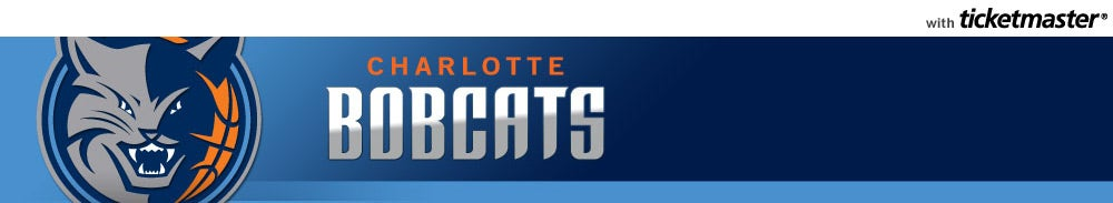 Charlotte Bobcats - client type Tickets