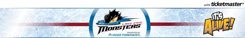 Lake Erie Monsters Tickets