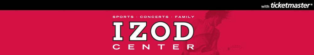 IZOD Center Tickets