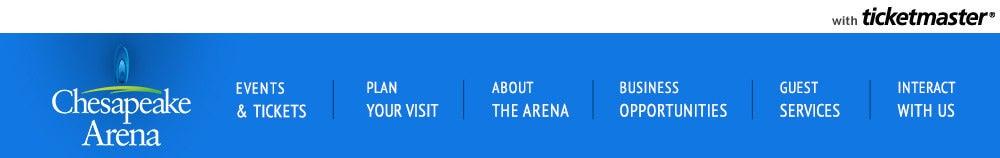 Chesapeake Energy Arena Tickets
