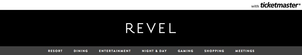 Revel Resorts Tickets