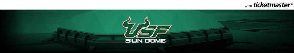 USF Sun Dome Tickets
