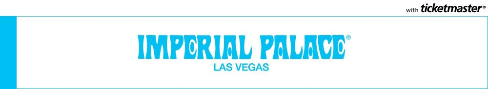 Imperial Palace Las Vegas Tickets