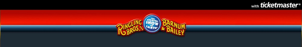 Ringling Brothers Tickets
