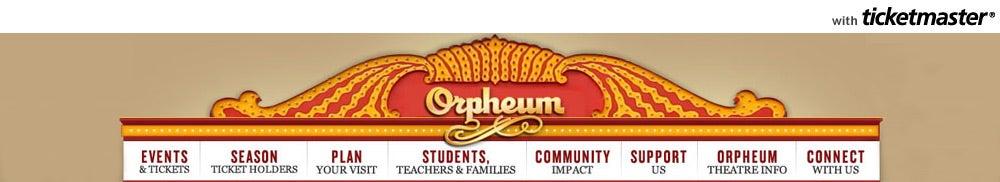 Orpheum Theatre (memphis) Tickets
