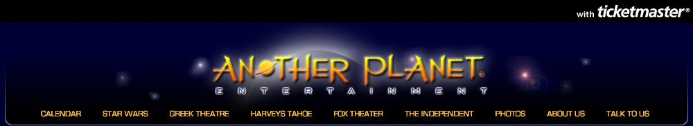Another Planet Tickets