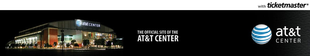 at&t Center Tickets