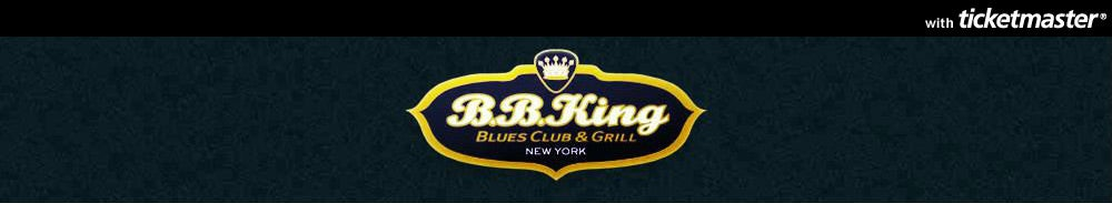 BB King's Blues Club & Grill Tickets