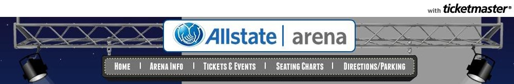 Allstate Arena Tickets