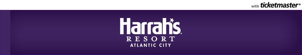 Harrah's Atlantic City Tickets