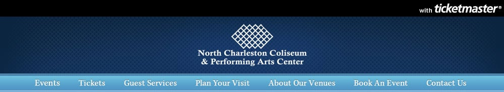 North Charleston Coliseum Tickets