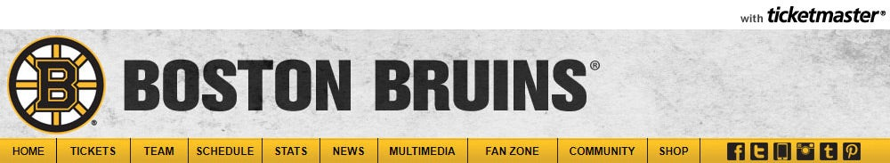 Boston Bruins Tickets