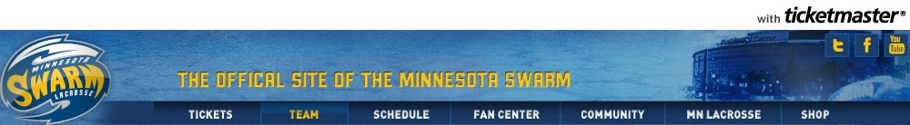 Minnesota Swarm Tickets