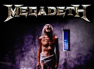 Megadeth Boletos