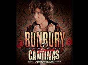 Enrique Bunbury Boletos