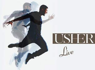 Usher Boletos
