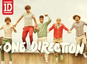One Direction Boletos
