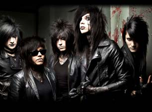 Black Veil Brides Boletos