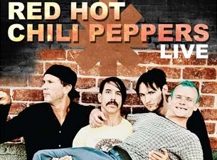Red Hot Chili Peppers Boletos