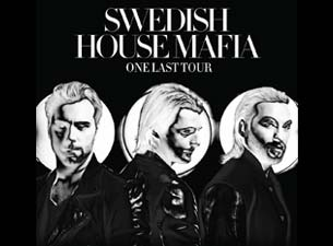 Swedish House Mafia Boletos