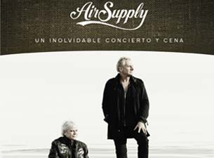 Air Supply Boletos