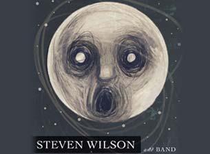 Steven WilsonBoletos