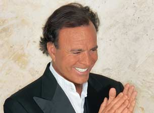 Julio Iglesias Boletos