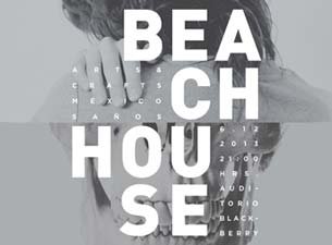 Beach House Boletos
