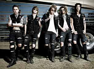 Asking Alexandria Boletos