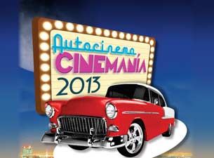 Autocinema Cinemanía Boletos