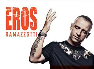 Eros RamazzottiBoletos