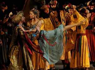 Ballet MariinskyBoletos