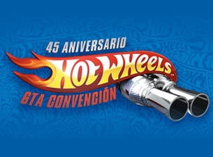 6ta Convención Hot Wheels México Boletos