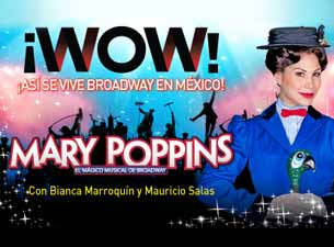 Mary Poppins Boletos