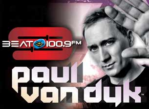 Paul Van Dyk Boletos