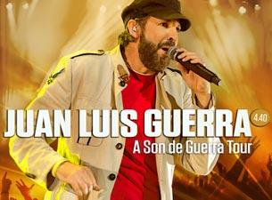 Juan Luis GuerraBoletos