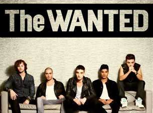 The Wanted Boletos