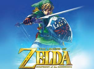 Legend of Zelda: Symphony of the Goddesses Boletos