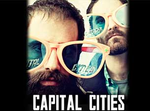 Capital Cities Boletos