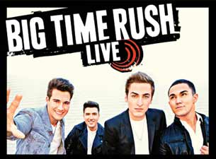 Big Time Rush Boletos