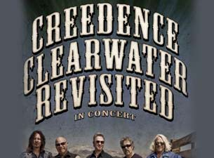 Creedence Clearwater Revisited Boletos