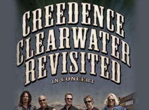 Creedence Clearwater RevisitedBoletos
