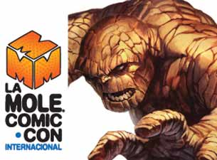 La Mole Comic Con Boletos