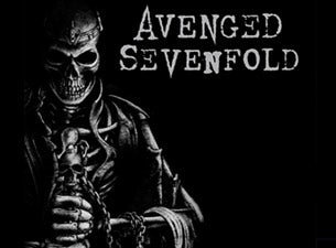 Avenged Sevenfold Boletos