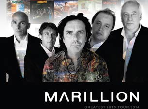 Marillion Boletos