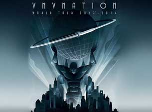VNV Nation Boletos