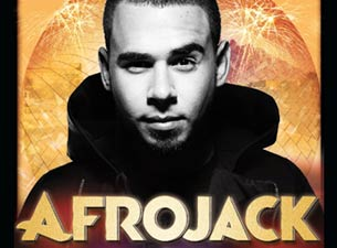 Afrojack Boletos