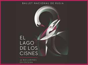 Ballet Nacional de RusiaBoletos